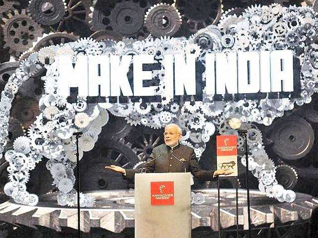 Make in India must boost hi-tech designMake in India must boost hi-tech design - Image