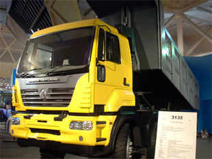 Ashok Leyland's volumes in Lanka have fallen by over two-thirds to about 2,200 units in fiscal 2013.