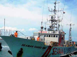 The vessel berthed in Kochi on August 23 to pick up provisions but no declaration was made of arms on board.
