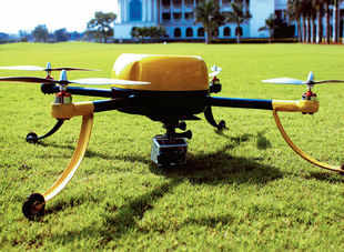 Hot startup: Airpix builds unmanned aerial vehicles for commercial use