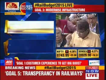 Suresh Prabhu: I won't be increasing the passenger fares