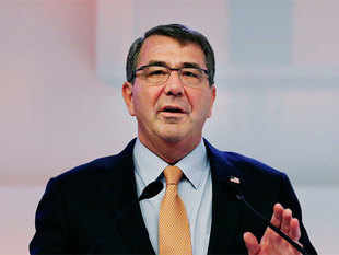 US Defence Secretary Ash Carter today said that during his visit to Vietnam he will urge officials to give up their reclamation projects in the South China Sea.