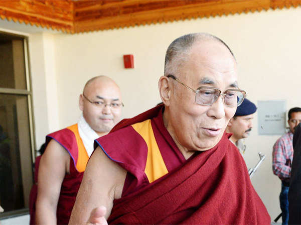 Tibetan spiritual leader Dalai Lama returns to Dharamsala, allays ...