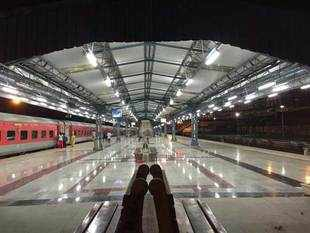 Pitching for green power, the Railways have set up 1 megawatt solar power plant at Katra station, a move that can save up to Rs 1 crore annually.