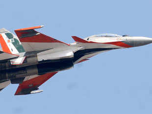 Russia's Sukhoi is exploring the possibility of investing in an Indian joint venture (JV) for the maintenance and spares production of its combat aircraft Su 30.