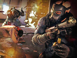 ET recommendations: Tom Clancy's rainbow six siege - The ...