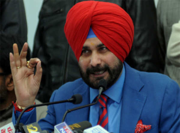 Cricketer-turned politician Navjot Singh Sidhu refuses to ...