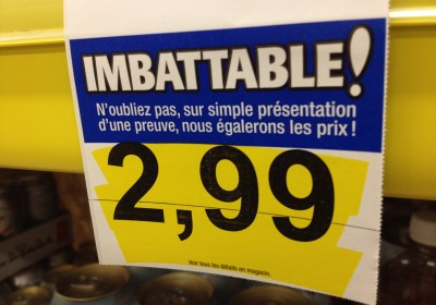 prix imbattables Maxi