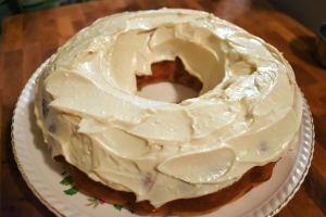 Gâteau aux carottes express dans un seul bol