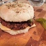 Pains hamburger maison