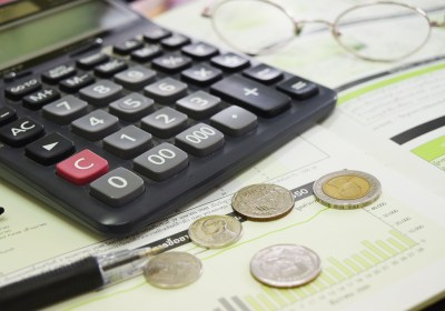 budget entreprise monnaie calculatrice