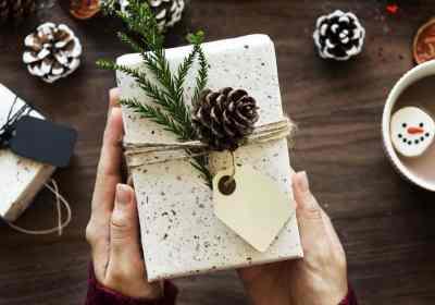 cadeau minimaliste