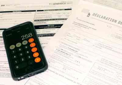 déclaration de revenus impôt