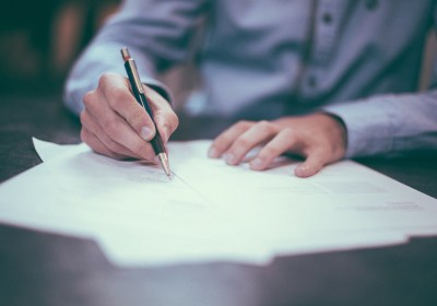 endosser un prêt signature
