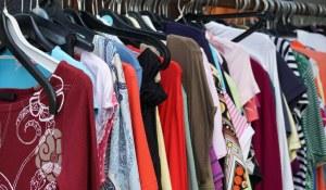 friperie vêtements usagés