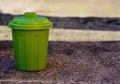 poubelle zéro déchet