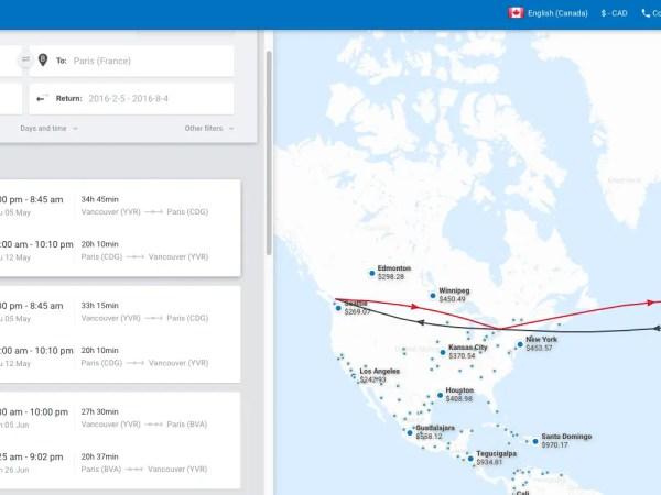 Error fare: Vancouver to Paris roundtrip for $298 CAD