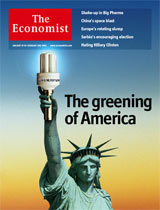 The greening of America