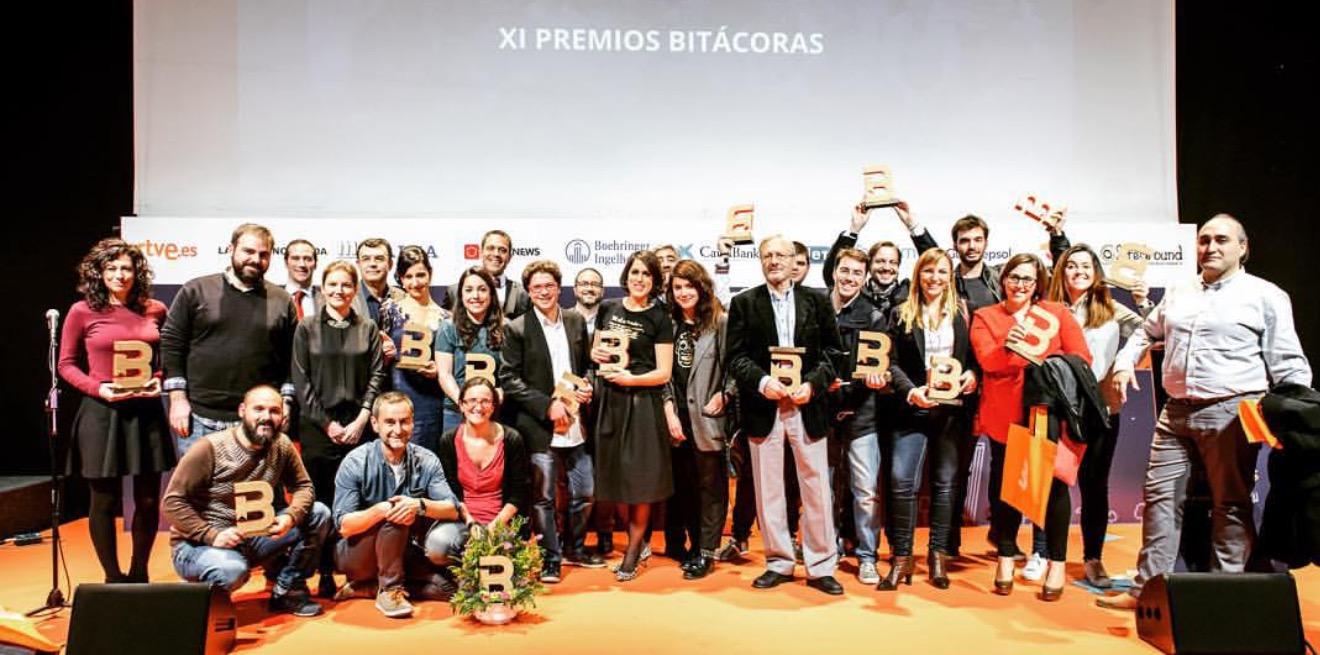 premios bitácoras 2015