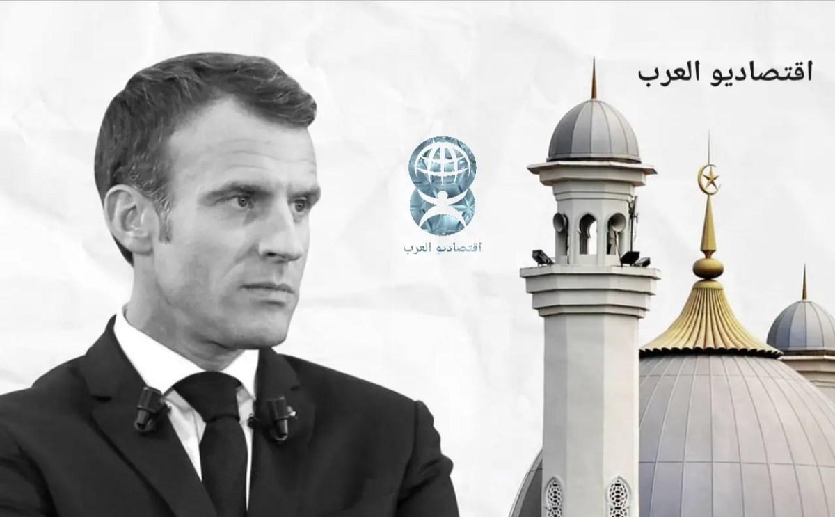 ماكرون والاسلام