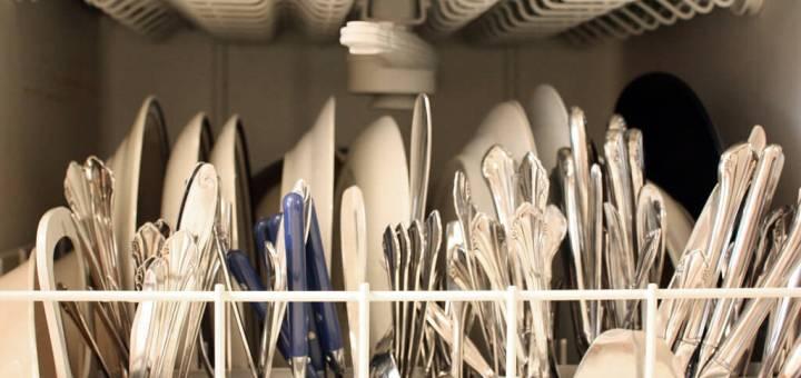 Посудомоечная машина - экономия воды и денег