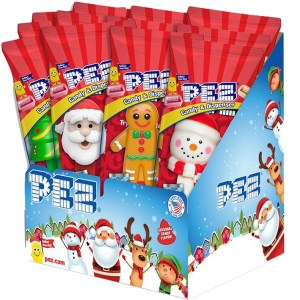 Pez - Christmas - 12 Count Pack_Box