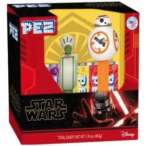Pez - Star Wars - The Rise of Skywalker - Mini Droid & BB-8 Gift Set