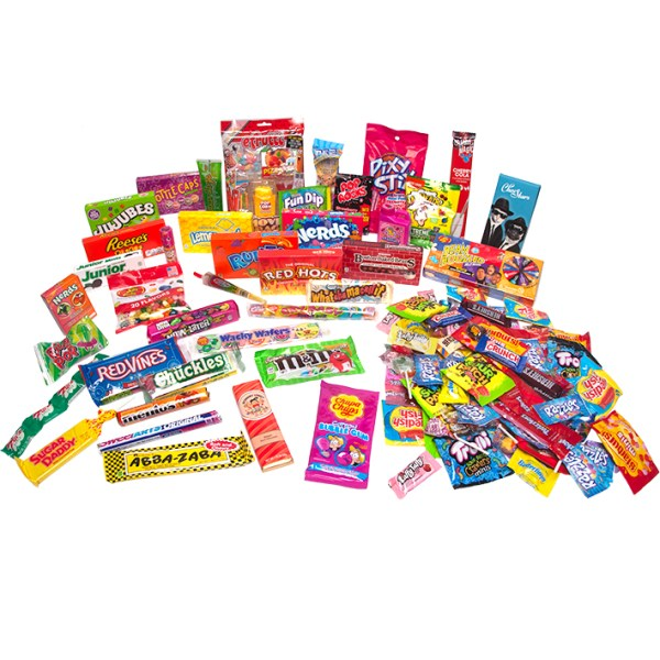 Movie Night CandyCare Pack - Movie Marathon