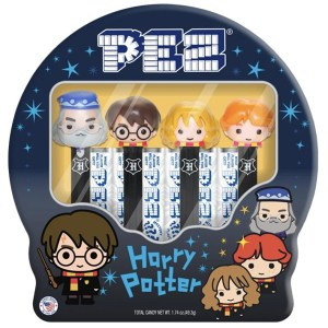 Pez - Harry Potter Gift Tin