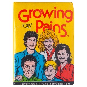 1988 Topps - Growing Pains Trading Cards