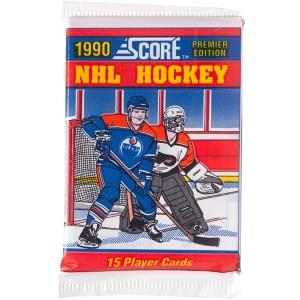 1990 Score Premier Edition - NHL Hockey Cards