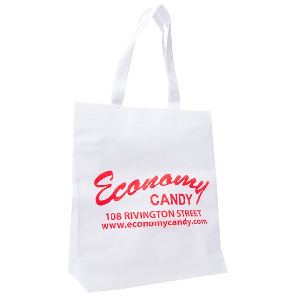 Economy Candy Nonwoven Tote Bag - Large
