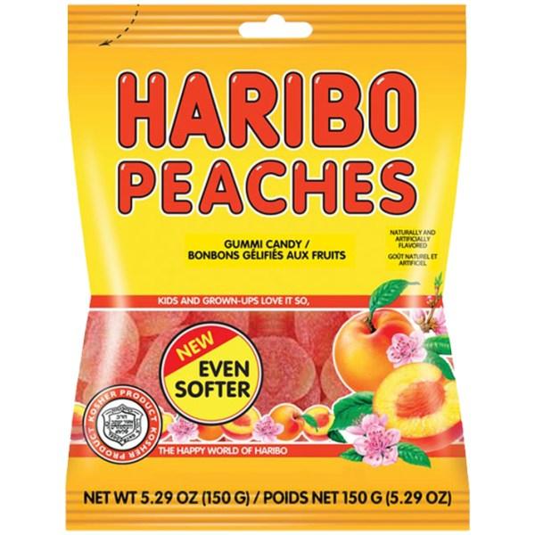Haribo Peaches - Kosher
