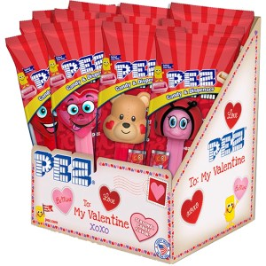 Pez - Valentine's - 12 Count Box