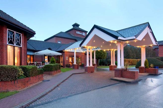 Hilton Hotel East Midlands