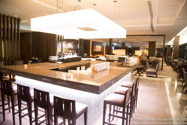 Narita Airport - JAL Sakura Lounge