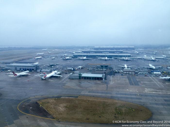 Terminal 5 complex