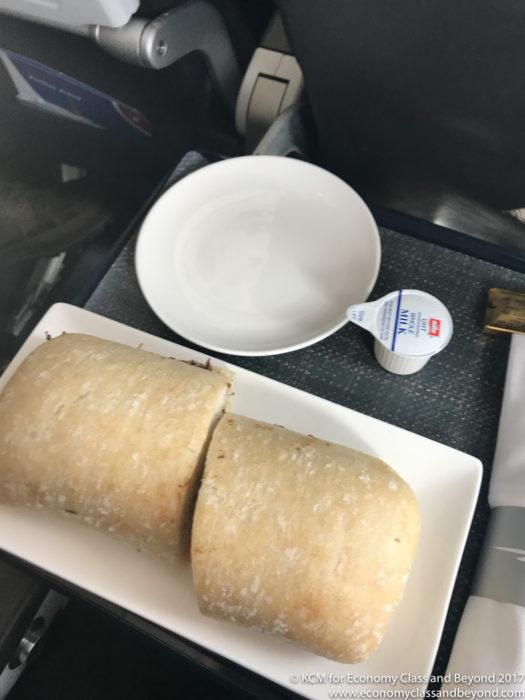 British Airways Club Europe Catering