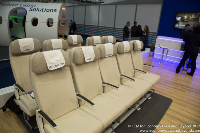 Geven A380 Airbus seat