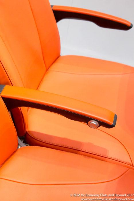 New ATR Geven seat