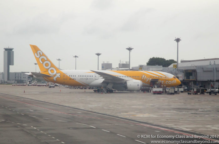 Scoot Boeing 787 Dreamliner - Image, Economy Class and Beyond