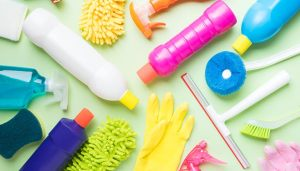 mass cleaning products