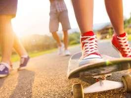 Mladý ludia a šport