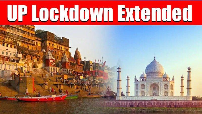 Uttar Pradesh Lockdown Extended Till May 17 Amid Rising COVID Cases