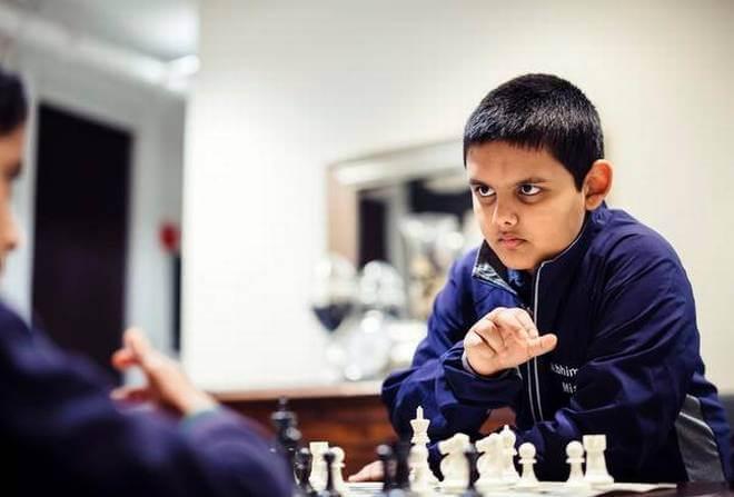 Abhimanyu Mishra is youngest-ever Grandmaster
