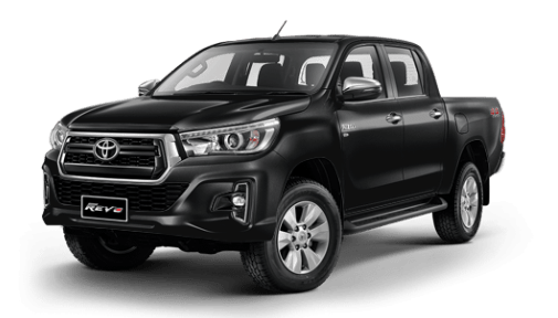 Toyota Hilux (ARMORED)