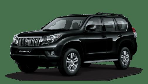 Toyota Prado (ARMORED)