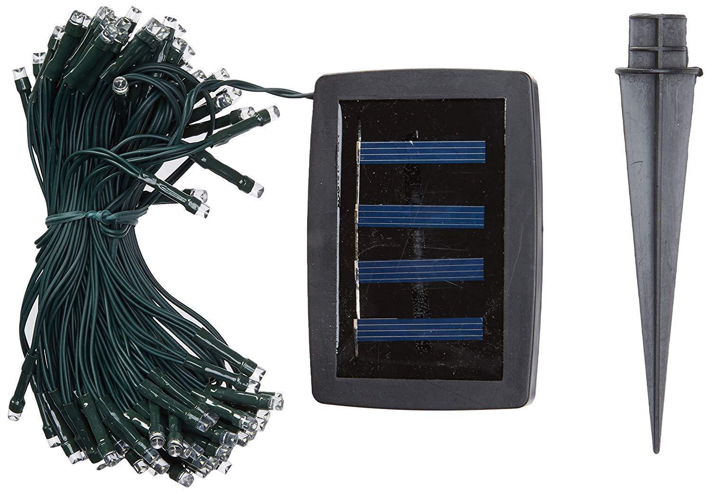 K-Lite 100 LED Solar Powered String Lights Water Resistant