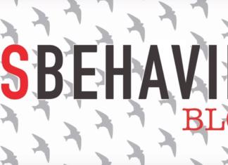 Misbehaving Blog Logo