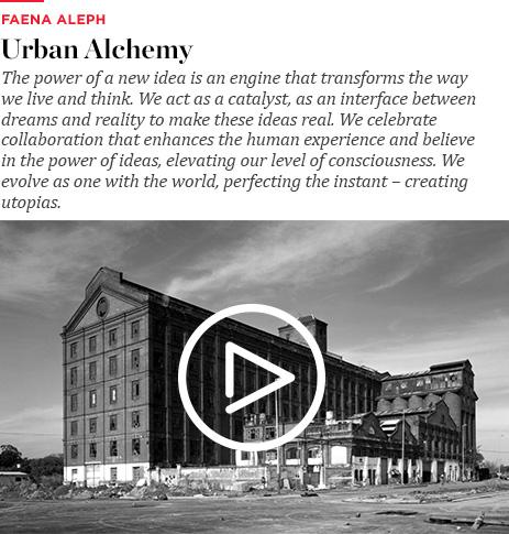 Urban Alchemy - play video